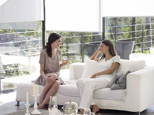 Жалюзи и шторы в Вашем доме: Электроприводы и автоматика