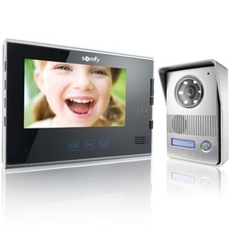 Видеодомофон V400 Черный