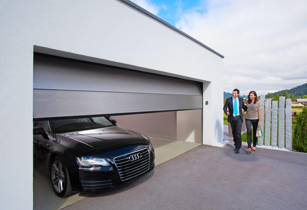 Въездные и гаражные ворота: Электроприводы и автоматика