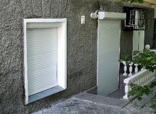 Рольставни для окон и дверей